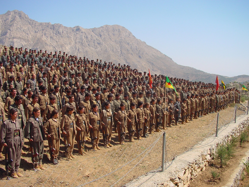 Daily Kos: Who are the Kurds? (on the possibility of a wider war)