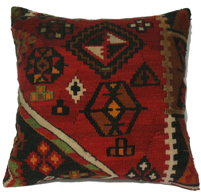 Kurdish Pillows, Rugs, Handmade