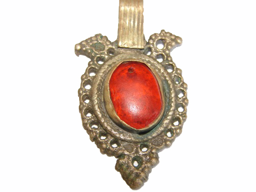 Kurdish handmade art pieces this is a quite old kurdish tribal pendant the color is brass and a metal mix the centerpiece is amber or carnelian stone old glass mozeypictures Gallery