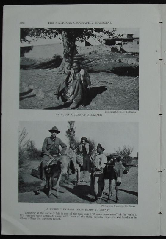 Kizilbas Clans Of Kurdistan